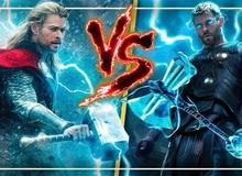 Hé lộ lý do mà nhiều người có thể cầm được rìu Stormbreaker nhưng không phải ai cũng nâng được búa Mjolnir
