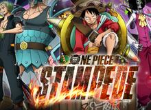 One Piece: Stampede ra mắt cả phim và tiểu thuyết tại Việt Nam vào đầu năm 2020