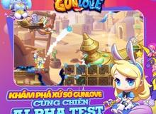 """Game bắn súng hẹn hò Gun Love chính thức mở Alpha Test, """"súng to không lo bị ế"""" là có thật!"""