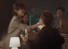 """Ra mắt MV mới, ViruSs khoe có cảnh """"nhậu"""" được Hậu Hoàng, dân tình chỉ thấy anh bị ăn tát sấp mặt"""