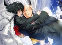 """Xem loạt ảnh """"bắt cặp"""" ngọt ngào của của Saitama - Fubuki, cặp đôi được yêu thích nhất One Punch Man"""