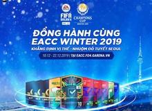 Bóng đá Việt Nam thắng lớn, và sẽ tiếp tục giành vinh quang tại giải thể thao điện tử FIFA Online 4 Châu Á tại Hàn Quốc tháng 12 này