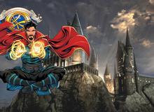 Thật không thể tin nổi, Dr. Strange sẽ trở thành... Hiệu trưởng của trường Hogwarts?