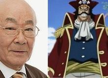 Điểm lại 7 diễn viên kỳ cựu lồng tiếng cho các nhân vật trong One Piece đã qua đời
