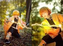 Thích mê loạt ảnh cosplay siêu chất về các nhân vật trong Kimetsu no Yaiba