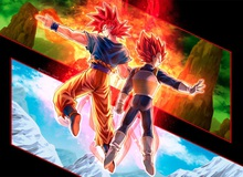Loạt tranh siêu phẩm về các nhân vật Dragon Ball đẹp không kém bản gốc của họa sĩ Nhật Bản