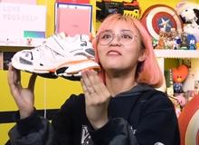 Misthy khoe món quà sinh nhật: Đôi giày Balenciaga trị giá 20 triệu đồng, kết hợp với đôi tất 3 triệu nhìn là muốn 'chặt chân'