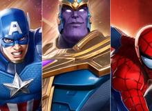 MARVEL Super War: Sau Thanos, NetEase tiếp tục trình làng thêm Spider-man và Captain America