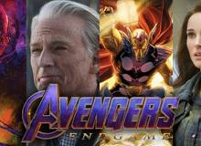Dormammu xuất hiện và những chi tiết quan trọng được tiết lộ từ kịch bản gốc của Avengers: Endgame