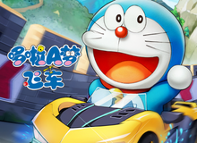 Doraemon Kart - Game mèo máy thông minh đua xe siêu sáng tạo