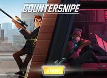 Thử ngay Countersnipe - Game bắn tỉa PvP mới lạ, ngộ nhĩnh trên nền tảng di động
