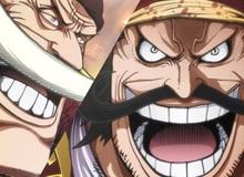 """One Piece 965 dường như cho thấy Râu Trắng """"lép vế"""" hơn Gol D. Roger về khoản đánh nhau"""