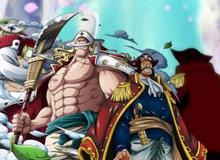 Spoiler One Piece 966: Băng Roger và Râu Trắng quyết chiến... làm rung chuyển cả 1 hòn đảo