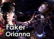 (Video Vietsub) Vác tướng tủ Orianna ra leo rank, Faker mặc sức tấu hài vẫn gánh team tới chiến thắng