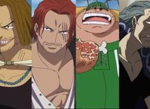 One Piece: Trong băng Tóc Đỏ, bên cạnh Shanks thì đây là 4 nhân vật mà sức mạnh của họ vẫn còn là một ẩn số