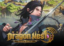 Siêu phẩm World of Dragon Nest sắp ra mắt tại Đông Nam Á, quá là ngọt