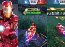 """MARVEL Super War gây sốc, tặng FREE tướng """"đi xuyên địa hình"""" Iron Man kèm combo Hulk"""