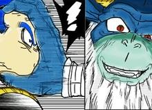"""Dragon Ball Super 55: Chưa học được """"kiểm soát tinh thần"""", Vegeta đã bị đội quân của Moro """"đánh úp"""" trên hành tinh Yardrat"""