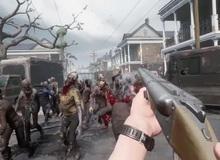 Gấp đôi sợ hãi với The Walking Dead phiên bản thực tế ảo cực chất