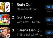 """Liên tiếp vượt mặt PUBG Mobile và Liên Quân Mobile trên App Store, Gun Love trở thành """"hiện tượng"""" 2019"""