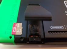 Mua thẻ nhớ 10 triệu gắn vào máy, Nintendo Switch bốc cháy đen xì