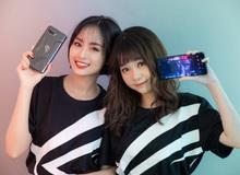 Ngắm bộ ảnh 2 mỹ nữ game thủ Minh Nghi và Hạ Mi 'đọ dáng' bên smartphone chiến game ngon nhất 2019