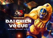 Cửu Thiên 3 tiếp tục khẳng định sức sống webgame tại thị trường Việt Nam