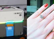 Nhà không có gì ngoài điều kiện, anh chàng chi 120 triệu đồng làm loot box chứa nhẫn kim cương để cầu hôn