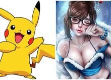 """Bất ngờ với danh sách game được tìm kiếm nhiều nhất trên trang web """"nhạy cảm"""", Pokemon và Minecraft đứng top đầu"""