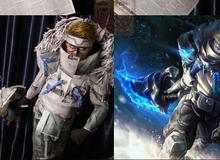 Chiêm ngưỡng những màn cosplay skin Liên Quân Mobile siêu lầy lội của Anucha Sangchart
