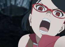 Dự đoán diễn biến anime Boruto năm 2020, Sarada nâng cấp Sharingan lên 3 tomoe?