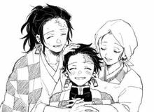 Kimetsu no Yaiba: Tanjirou hạnh phúc trong vòng tay của người thân và bạn bè nhân dịp Giáng Sinh