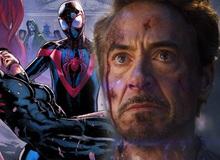 Tin sốc: Tony Stark thật có thể đã chết, Tony Stark bây giờ chỉ là hàng giả do công ty khác cài vào?