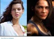 Cùng tìm hiểu hình ảnh đời thật vô cùng xinh đẹp của nhân vật Jill Valentine trong Resident Evil 3 Remake