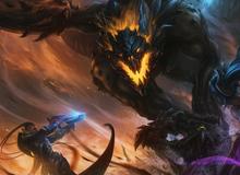 Ý tưởng cực chất về Rồng Nguyên Tố mới: Rồng Bóng Đêm - Làm mù kẻ địch chỉ với đòn đánh thường