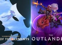 Nguyên Tố Trỗi Dậy - LMHT và The Outlanders - DOTA 2, đâu là bản update xuất sắc hơn?