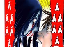 """8 manga kinh dị siêu hài hước dành cho những người """"yếu bóng vía"""""""