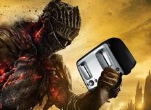Cảm thấy game vẫn còn quá dễ, game thủ tăng độ khó bằng cách chơi Dark Souls với máy nướng bánh mì