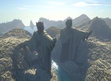 Phục sát đất nhóm game thủ cần mẫn trong 9 năm để xây dựng thế giới Chúa Nhẫn trong Minecraft