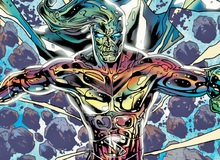 Sentry hợp nhất với Silver Surfer, thành siêu anh hùng bạc nhìn như Kenny Sang tóc dài