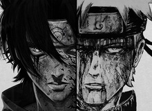 Giật mình khi thấy các nhân vật trong những tựa anime nổi tiếng được tái hiện theo phong cách kinh dị