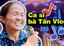"""Bà Tân Vlog tiết lộ dự định có thể bỏ làm vlog đi ca hát, dân mạng ngỡ ngàng """"Chắc trêu"""""""