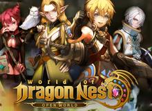Siêu phẩm chặt chém World of Dragon Nest đã cho phép game thủ ĐNÁ đăng ký trước