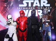 Cộng đồng fan Việt Nam nô nức tham dự buổi ra mắt Star Wars: Skywalker Trỗi Dậy tại Hà Nội