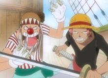 Thừa nhận sức mạnh của Shanks và 5 điều thú vị từ Flashback của Buggy trong One Piece chương 19