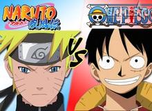 One Piece và Naruto trở thành cảm hứng chế meme khi fan 2 bên đại chiến