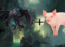 Hình tượng sụp đổ: Rồng Ngàn Tuổi oai vệ của LMHT hóa ra được lồng tiếng bởi âm thanh... lợn kêu