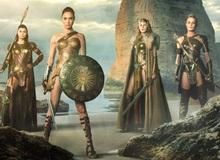 Bí ẩn siêu cấp vũ trụ: Tại sao tộc người Amazon của Wonder Woman lại bất tử?