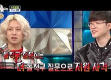 """Ái mộ Faker điên cuồng, nam idol số 1 Hàn Quốc gọi Quỷ Vương là """"anh"""" ngọt lịm dù lớn hơn tới 13 tuổi"""