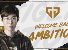 Tin chuyển nhượng ngày 3/12 - Lehends gia nhập Hanwha Life Esports, 'Thầy Ba xứ Hàn' trở về Gen.G